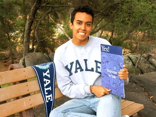 Yale Bound- Local Teen Turns Dream into Reality
