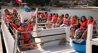 Heritage Junior High 'Catalina Island Science Camp'